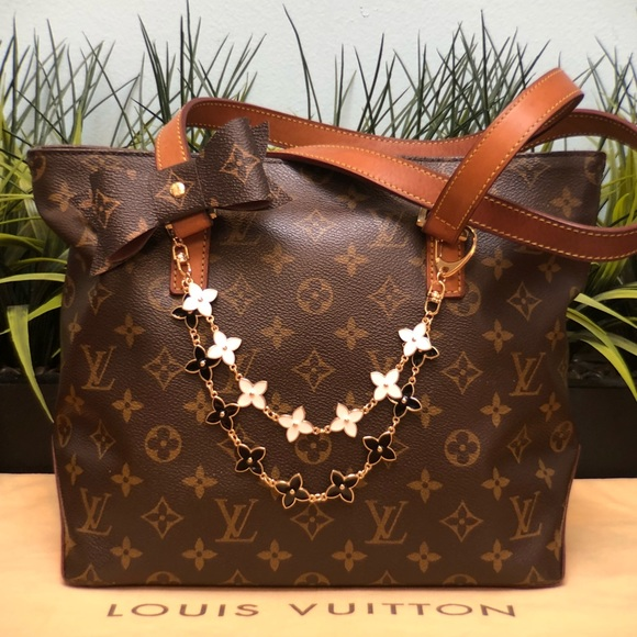 ce6c3f817948 Louis Vuitton Handbags - Authenticated Louis Vuitton Cabas Piano VI0062